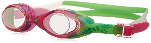 #DoYourSwimming, Occhialini Da Nuoto Per Bambini, Rosa/Verde