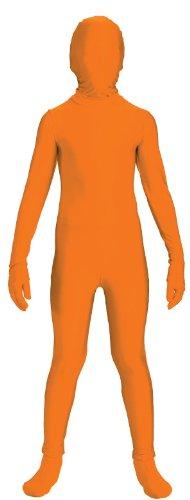 Costume Orange Skin Suit Large (Invisible Man Kostüm Kind)
