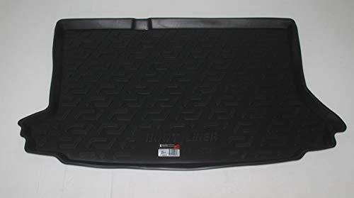 SIXTOL Auto Kofferraumschutz für die Ford EcoSport II Maßgeschneiderte antirutsch Kofferraumwanne für den sicheren Transport von Einkauf, Gepäck und Haustier