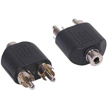 2x 1m Aux Kabel Stereo 3,5mm Klinke Audio Klinkenkabel Für Handy Auto Blau Tv- & Heim-audio-zubehör