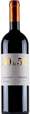 Avignonesi 50 & 50 Capannelle 2010