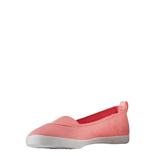 adidas Cf Qt Vulc So W, Ballerines Femme Rose (Rosray/ftwbla/rosray)