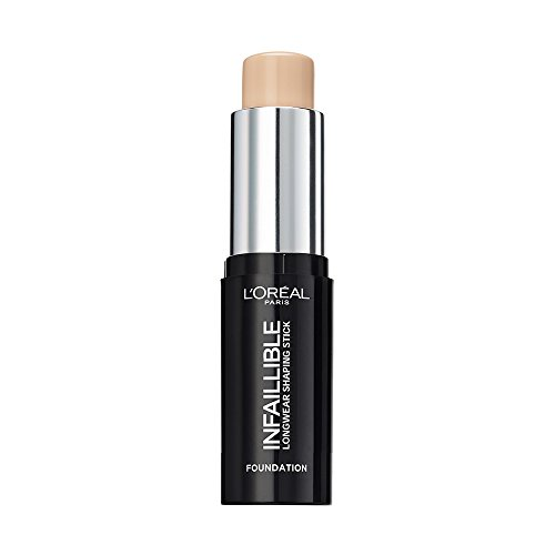 L'Oréal Paris Infaillible Kontur-Stick Foundation 160, 1er Pack (1 x 9 ml) (Make-up Foundation Stick)