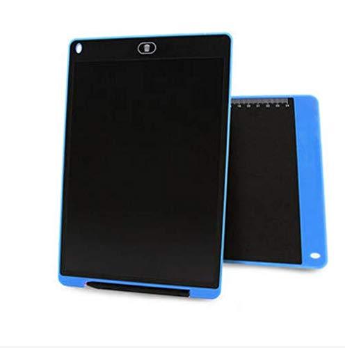 PANGUN 12 inch LCD-Update Multi-Funktion Schreiben Tablet 3 In 1 Mouse Pad Lineal Zeichnung Tablet Handschrift Pads-Blau