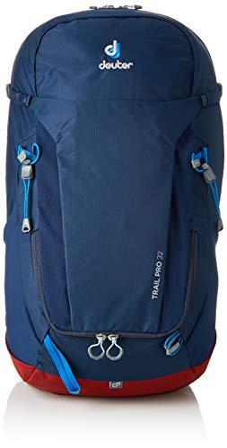 32 (Deuter Trail Pro 32 Backpack, Midnight-Lava, 60 cm)
