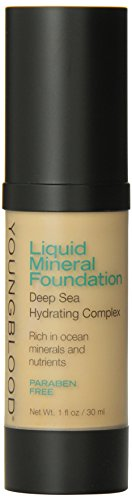 Liquid Foundation Mineral (Youngblood Liquid Mineral Foundation - Pebble 30ml/1oz - Make-up)