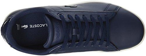 Lacoste Damen Carnaby Evo 417 1 SPW Sneakers Blau (Nvy)