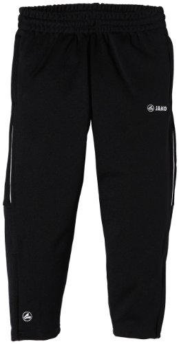 Jako Kinder Sport/Trainings-Hose Lang Attack 2.0, Schwarz, 164