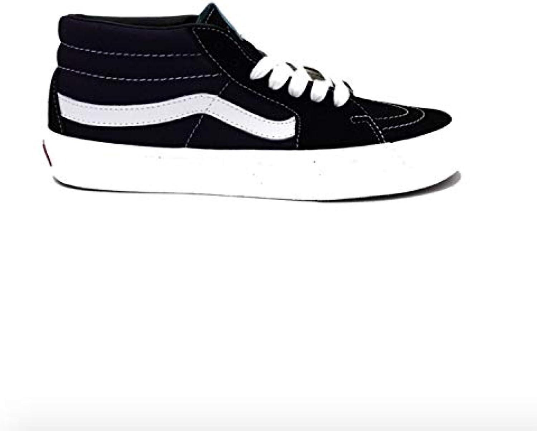 plain nere vans scarpe