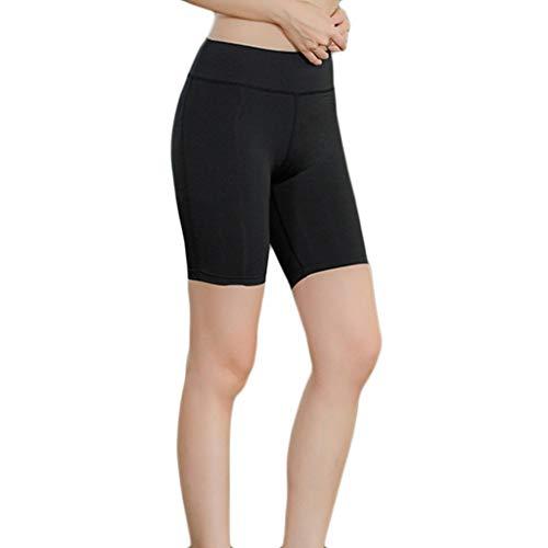 s Sommer 2019 Mode Frauen Sport Sexy Fitness Yoga Hose Reflective Night Run Sporttraining Schnell Reizvolle Trocknende Enge Hose Yoga Pants Laufhose Capri Sportleggings ()