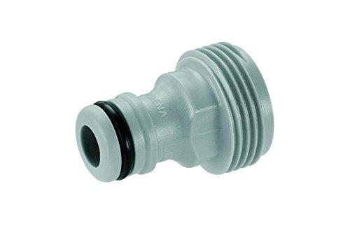 Gardena 92126 Adaptateur pour accessoires avec filetage int. 20/27, Noir