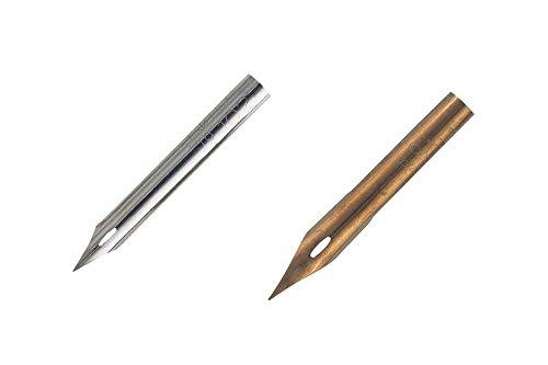 Hunt Artist Pen Punti 102 & 108 - 102 Crow Quill