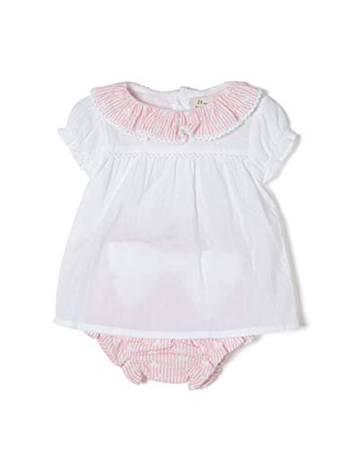 ZIPPY Zng0601_455_3, Ensemble Bébé Fille, Rose (Quartz Pink 788), 62 (Taille Fabricant: 1/3M)