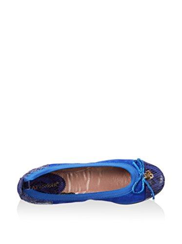 Cafènoir Da524, Ballerine Donna Azul Royal