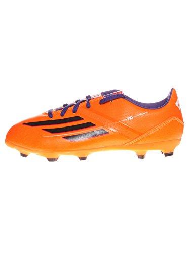 adidas Performance F10 TRX FG J G65352 Jungen Fußballschuhe orange/lila