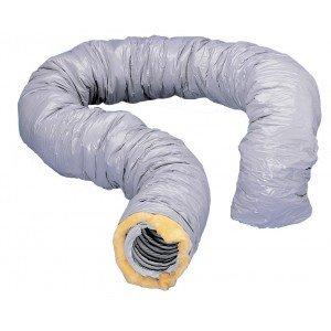 UNELVENT - GAINE SOUPLE PVC ISO50 D150MM LONGUEUR 6 M UNELVENT 813900 - UNE-813900