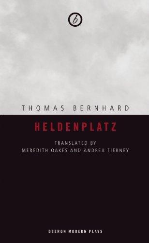 book cover of Heldenplatz