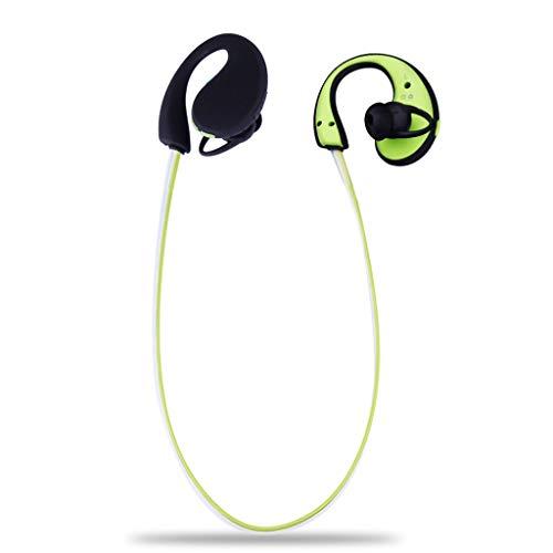 Dtuta KopfhöRer Mit Mikrofon, Stereo-Bass-Technologie, Outdoor-Sport, Wasserdichte GeräUschreduzierung, Langer Standby-Modus, Led-Beleuchtung