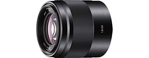 Sony-SEL50F18-Obiettivo-con-focale-fissa-E-50-mm-F18-OSS-Nero