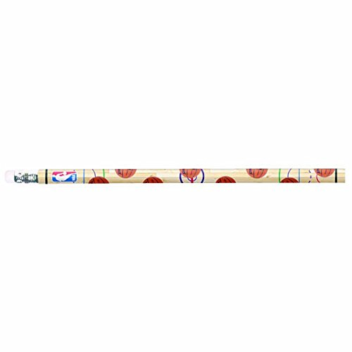 Preisvergleich Produktbild Amscan Sports & Tailgating NBA Spalding Basketball Pencil Set , Multi Color, 9.35 x 4.1 by Amscan