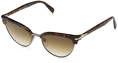 Ray-Ban Damen 0po3198s Sonnenbrille, Braun Brown, 51
