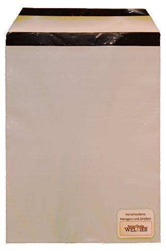 WeltiesSmartTools COEX Borse in plastica diverse misure e quantità. 1.000 Stück - B4 225 x 310 mm Grau