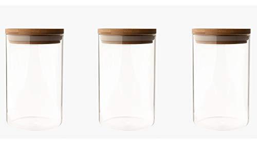 Glass Jars The Best Amazon Price In Savemoney Es