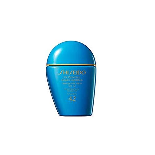 Shiseido Sun Protection UV Protective Liquid Foundation SPF30 n. SP40 Medium Ivory