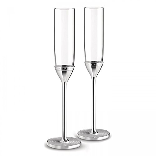 vera-wang-by-wedgwood-silver-plated-with-love-nouveau-toasting-flute-silver-set-of-2-by-wedgwood