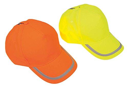 Preisvergleich Produktbild Reflektionscap orange