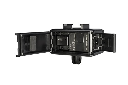 Bresser-Accin-Cmara-LED-Lmpara-Impermeable-Negro