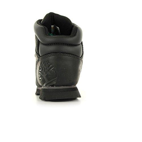 Timberland Euro Sprint Black Smooth with Grey C9790R  Boots - 38 EU