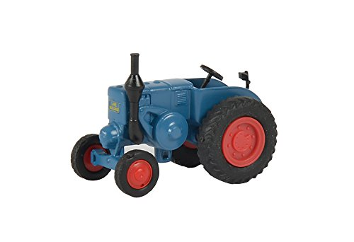 Schuco 452623300 - Lanz Bulldog Agritechnica 2015 1:87, blau