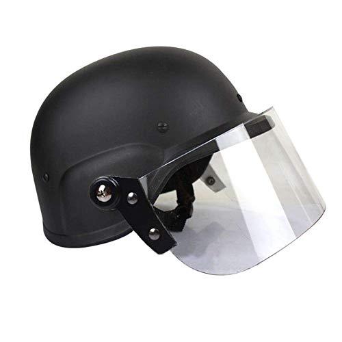 Hotour Airsoft Tactical Army SWAT M88 Helm USMC Shooting Classic Helme Schutzbrillen Airsoft CS Schutzausrüstung Mit verstellbarem Kinnriemen