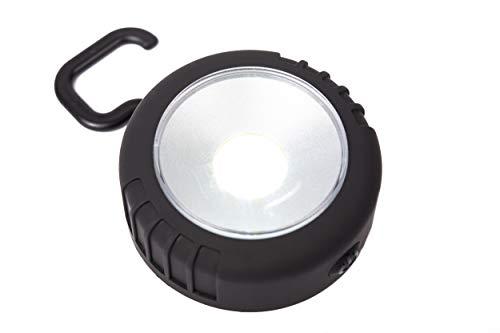 Extrem helle und handliche LED Taschenlampe für Senioren, einfach am Rollator oder Rollstuhl zu befestigten