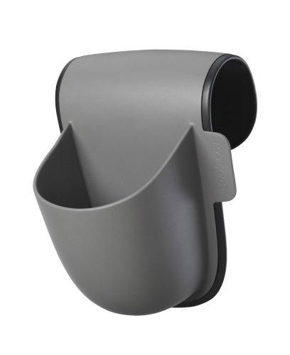 Maxi-Cosi Pocket Becherhalter, für Maxi-Cosi Kinderautositz Pearl, Pearl Smart, Pearl One, Tobi, Rubi XP, Axiss, AxissFix, Rodi XP Fix, RodiFix AP und mehr, grau