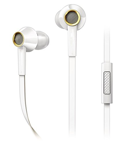 In-ear headphones compatible with Microsoft Surface with Mic and Volume Controller | High Performance earphone with handsfree 3.5MM Jack for All Android and smartphones (White) by ESTAR  available at amazon for Rs.349