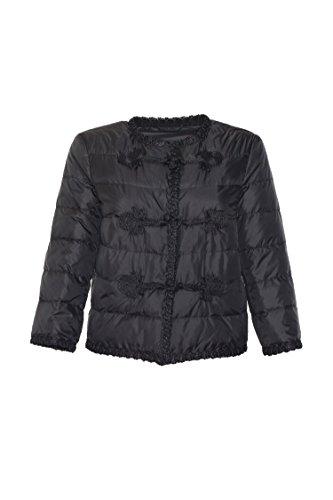 ermanno-scervino-damen-d300a325igh95708-schwarz-polyester-jacke