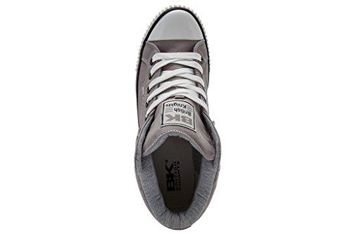 British Knights Roco - Sneakers alte uomo Grigio