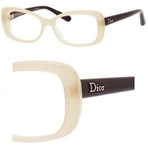 Dior Occhiali da sole CD3272 Da Donna Nero su cristallo, 53mm