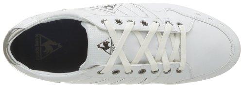 Le Coq Sportif - Charenton Mf, Sneaker Uomo bianco (Blanc (White))