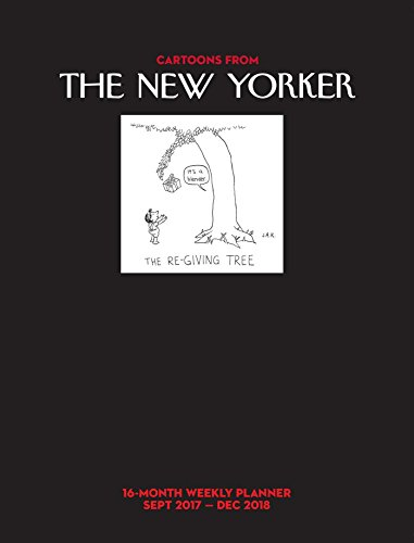 Cartoons from The New Yorker 2018 Diary