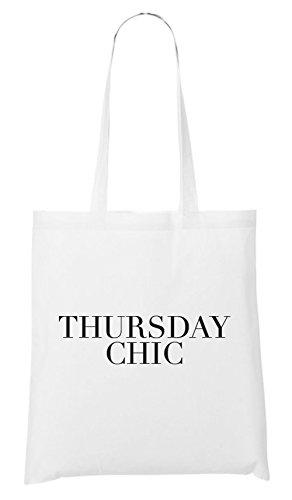 Thursday Chic Sac Blanc