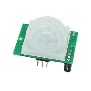 YiGo 5x Pyroelectrische Infrarot PIR Bewegung Sensor Detektor Modul
