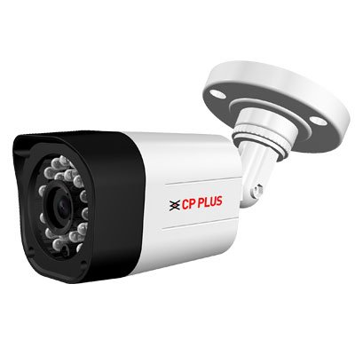 Cp Plus Hd 1.3 Mp 720p Astra Series Ir-bullet Compatible With Hdx, Ahd, Hdcvi, Cvbs & Hdtvi Dvr Model Cp-gtc-t13l2c Color White & Black Plastic Body Ip66 Ratings (weatherproof)