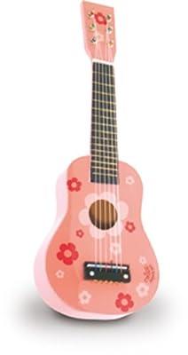Vilac 8305 - Guitarra de madera con 6 cuerdas de Vilac