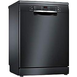 Bosch Serie 4 SMS46JB17E lave-vaisselle Entièrement intégré 13 places A++ - Lave-vaisselles (Entièrement intégré, Taille maximum (60 cm), Noir, 1750 m, 165 m, 1900 m)