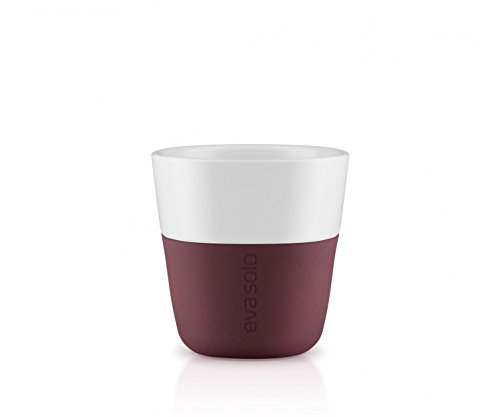 EVa Solo 501058 Bordeaux, Blanc exprimé 2pezzo (les) Gobelet et tasse