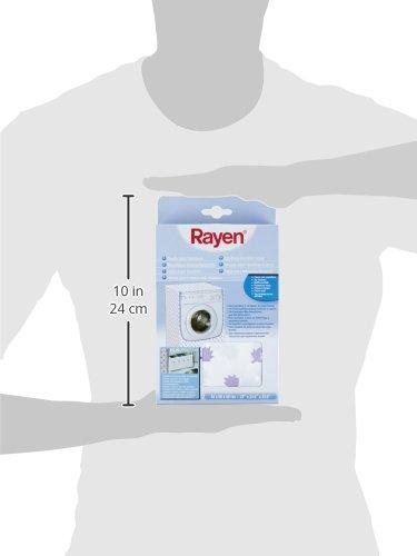 Rayen 2368.11 Funda para Lavadora Carga Frontal, 84 x 60 x 60 cm, Morado