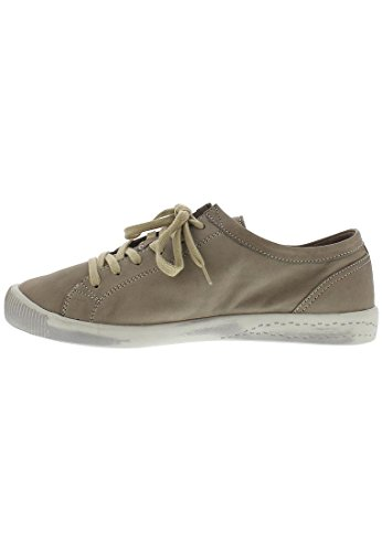 Softinos Damen Isla Sneakers Taupe